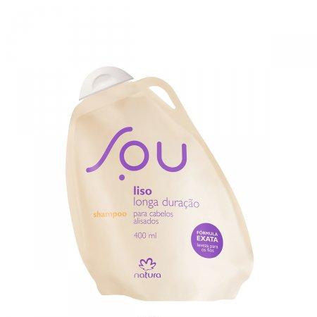 Shampoo SOU Liso Longa Duração