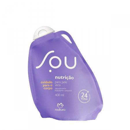 Desodorante Hidratante Corporal SOU Nutrição Pele Seca