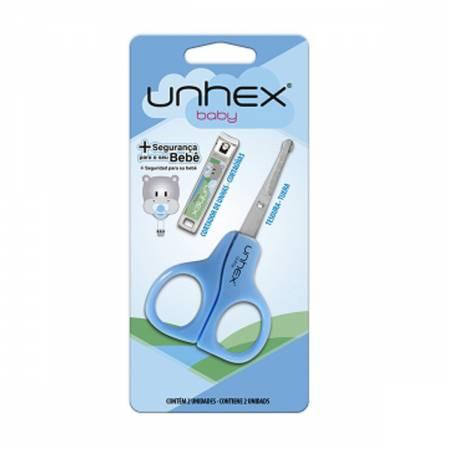 Kit para Unhas Unhex Baby Azul