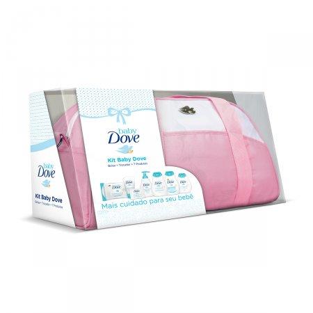 Kit Baby Dove Hidratação Enriquecida