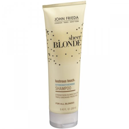 Shampoo John Frieda Sheer Blonde Lustrous Strengthening