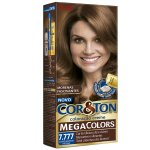 Mini Kit Mega Color Cor e Ton 7.777 Marrom Caramelo 1 Unidade