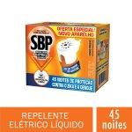 Repelente Elétrico Líquido SBP... Repelente Elétrico Líquido SBP Noites Tranquilas Refil