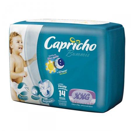 Fralda Capricho Bummis Tamanho XXG