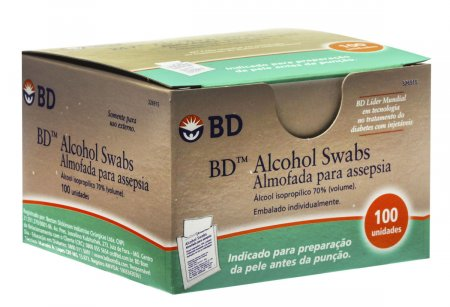 Alcohol Swabs BD