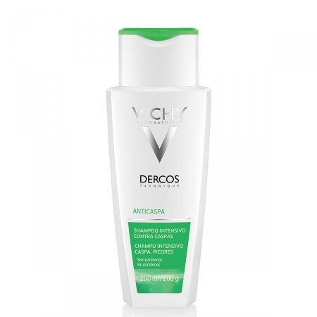 Shampoo Dercos Intensivo Anticaspa