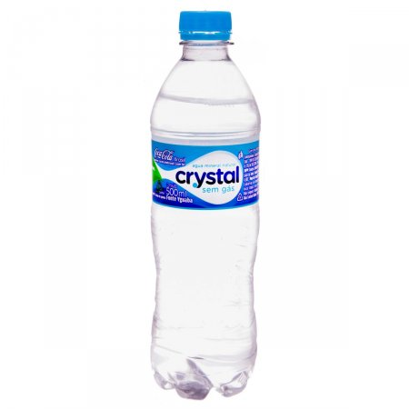 Água Mineral Natural Crystal sem Gás