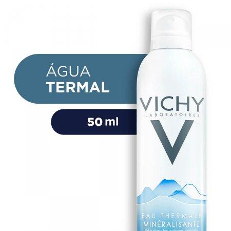 Água Termal Vichy com 50ml