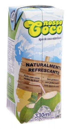 Água De Coco Natural
