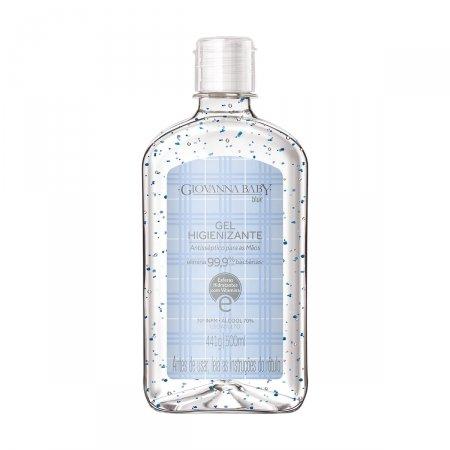 Álcool Gel Giovanna Baby Blue com 500ml