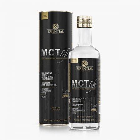 Óleo de Coco Ultrapurificado Essential MCT Lift com 250ml