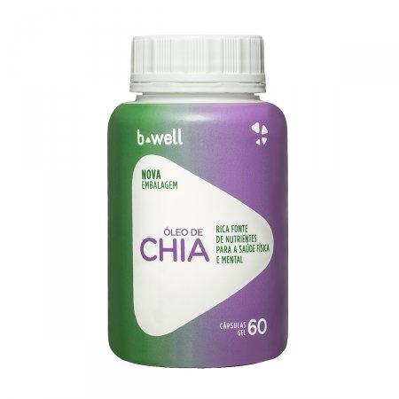 Óleo de Chia B-well