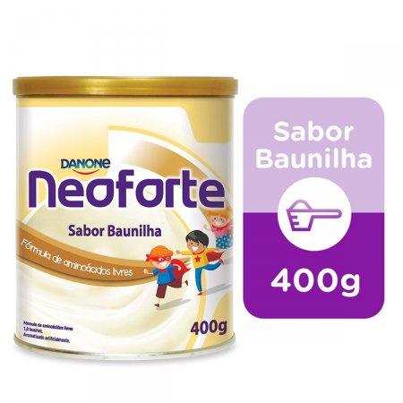 Suplemento de Aminoácido Neoforte Baunilha com 400g