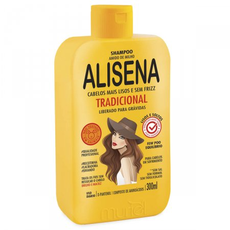 Shampoo Alisena Muriel