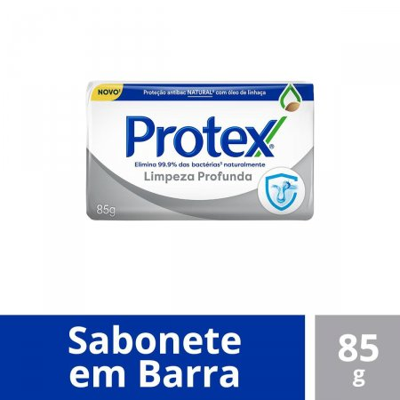 Sabonete em Barra Protex Limpeza Profunda