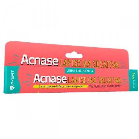 lapiseira-secativa-cravos-espinhas-acnase-0,3-gramas