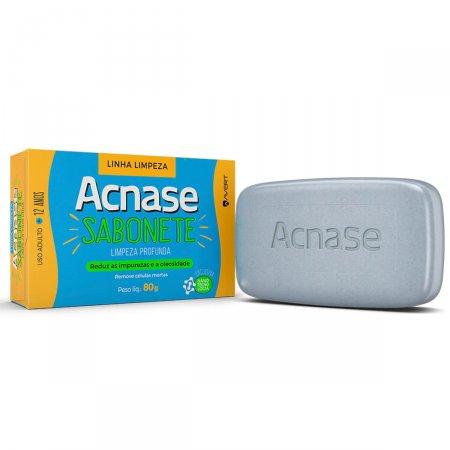 Sabonete Acnase Clean Limpeza Profunda