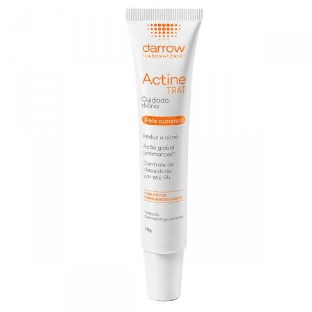 Gel Facial Antiacne Actine Trat Cuidado Diário