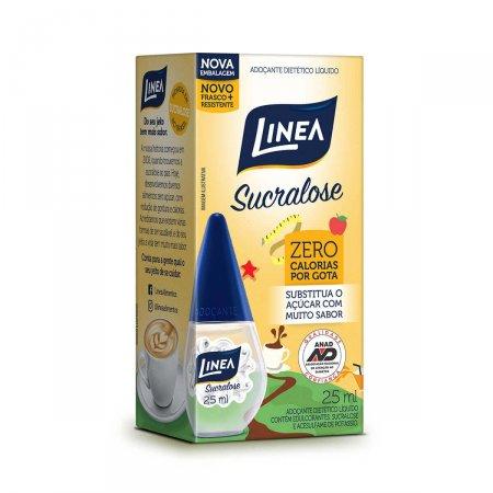 Adoçante Líquido Linea Sucralose com 25ml