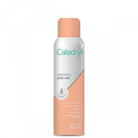 Pós-Sol Caladryl Aerosol com 150ml