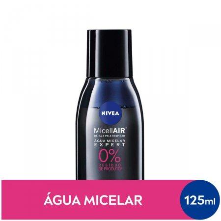 Água Micelar Bifásica Nivea MicellAIR Expert com 125ml