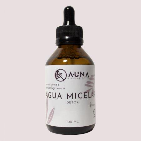ÁGUA MICELAR - Multifuncional Detox - 100ml