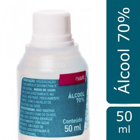 Álcool 70% Needs