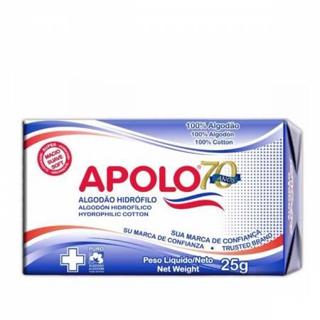 Algodão Hidrófilo Apolo