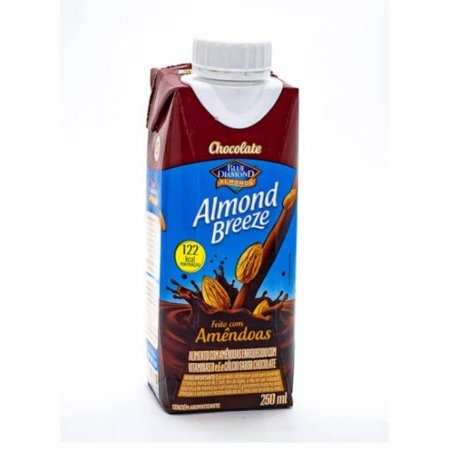 Almond Breeze Zero Açúcar Sabor Chocolate