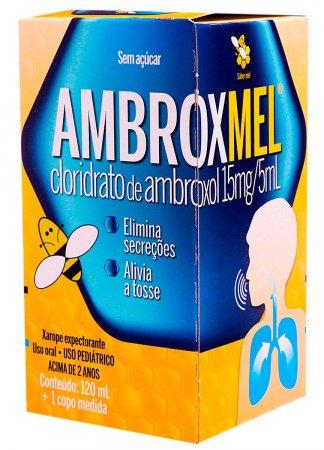 Ambroxmel 15mg/5ml