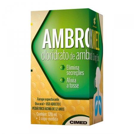 Ambroxmel 30mg/5ml