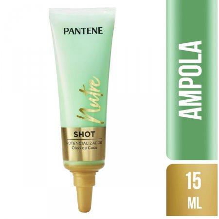 Ampola Pantene Nutrição Shot Potencializador