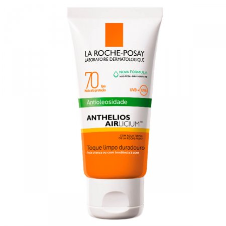 Protetor Solar Facial Anthelios Airlicium FPS70