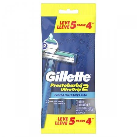Aparelho de Barbear Descartável Gillette UltraGrip 2