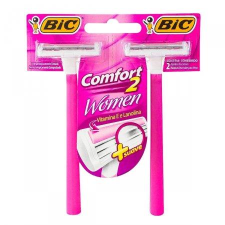Aparelho para Depilação Feminina Bic Confort 2
