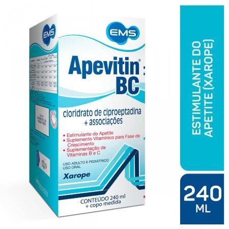 Apevitin BC Solução 240ml  