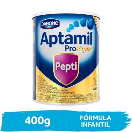 Fórmula Infantil Pepti com DHA, ARA e Prebióticos