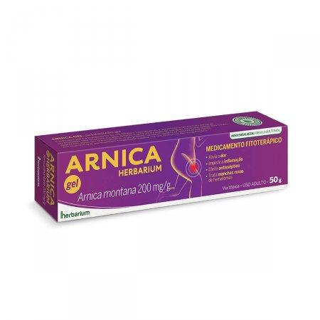 Arnica 200mg/g Gel com 30g
