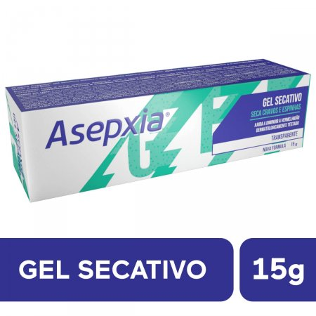 Gel Secativo Asepxia