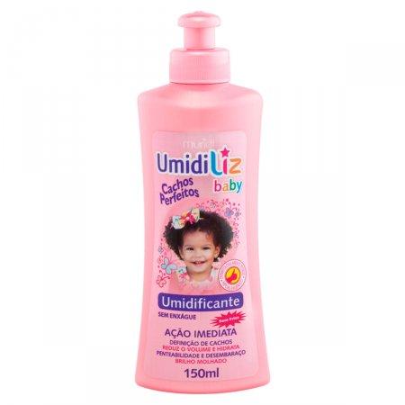 Ativador de Cachos Umidiliz Baby Menina com 150ml