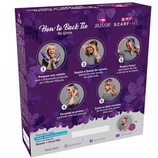 485617b98 Kit Shampoo Aussie Moist 400ml + 3 Minute Miracle 236ml. 1 unidade ...