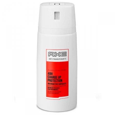 Desodorante Antitranspirante Aerosol Axe Adrenaline com 152ml