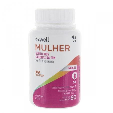 Multivitamínico B-Well Mulher