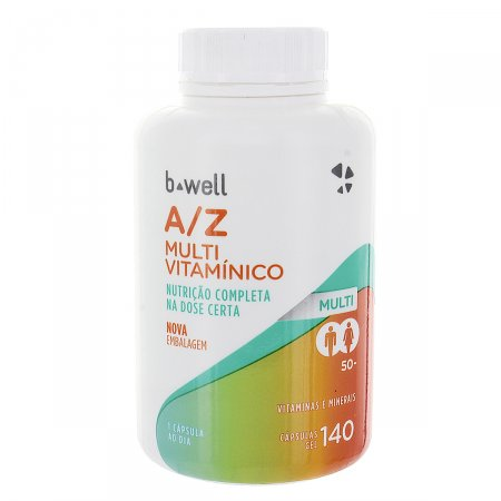 Multivitamínico A/Z B- Well