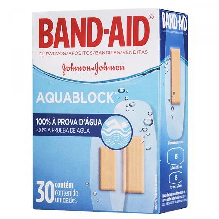 Curativo Band-Aid Aquablock
