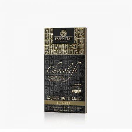 Barra de Chocolate Essential Chocolift Be Unique com 40g