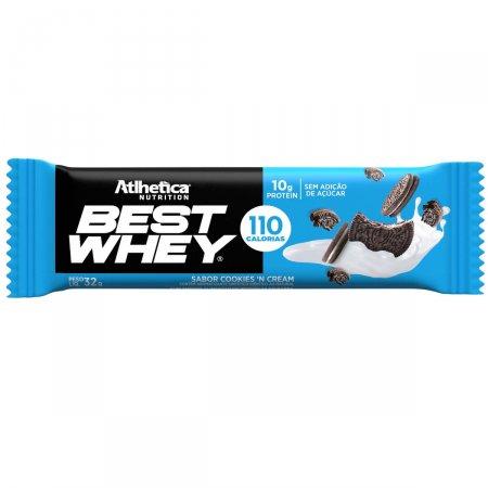 Barra de Proteína Best Whey Cookies 'n Cream
