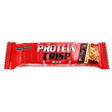 Barra de Proteína Protein Crisp Sabor Trufa de Maracujá