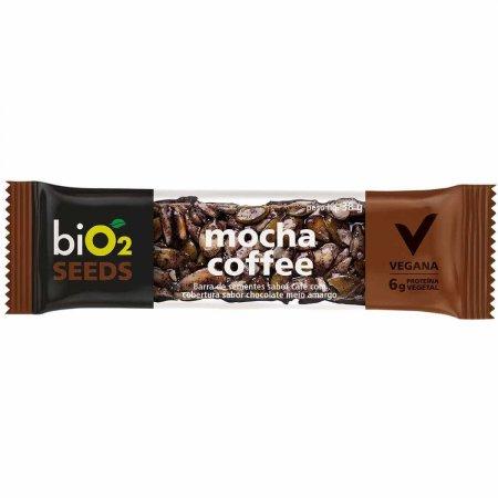 Barra de Sementes Bio2 Seeds Mocha Coffee