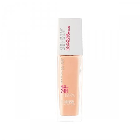 Base Maybelline Superstay 24 Horas Full Coverage Natural Ivory 30ml  